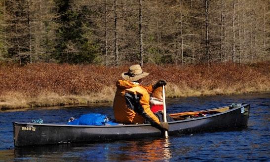 Canoe For Hire In Boreen Point Australia