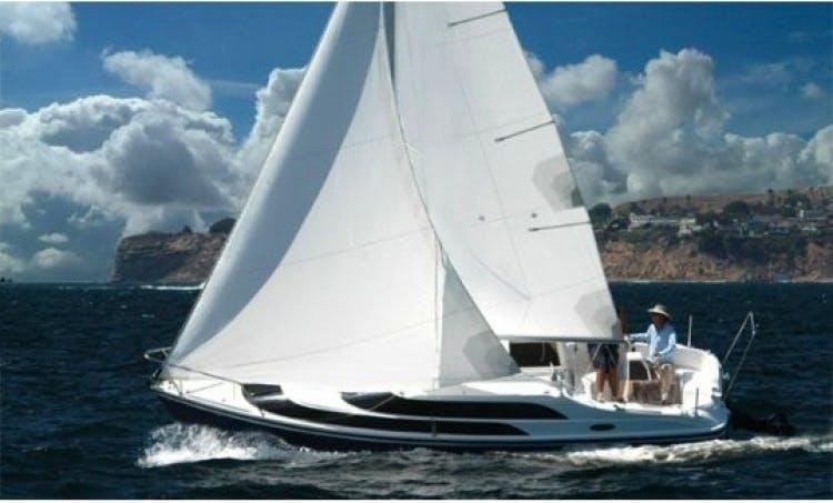 26' Macgregor Cruising Monohull In Willard Bay Utah, United States