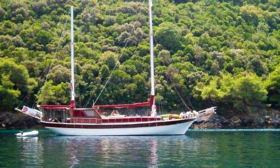 Charter Gulet Pulenat In Dubrovnik