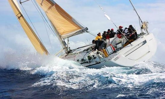 Global Yacht Racing In Cowes