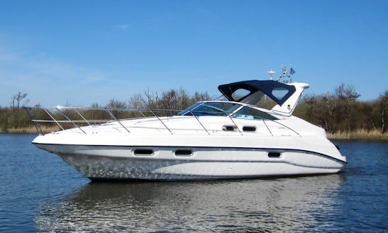 Luxury Norfolk Broads Charter Cruises