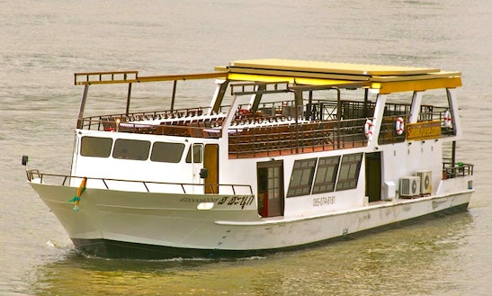 Charter Sanook Event Boat In Bangkok