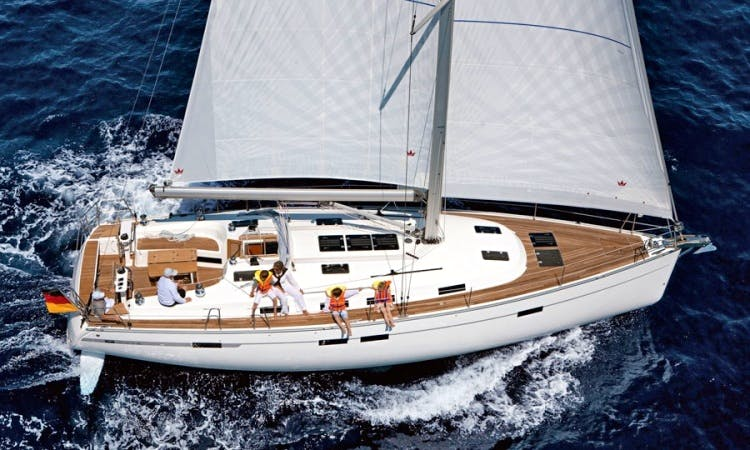 "Charter Bavaria 45 Cruiser ""Tiresia"" Sailing Yacht in Italy"