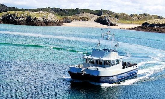 Brazen Hussy Charter Boat