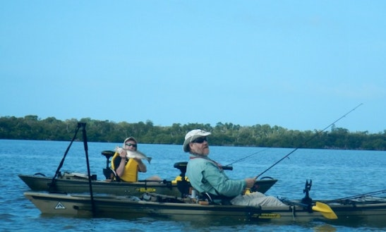Barhopp'r Kayak Fishing And Eco Tours