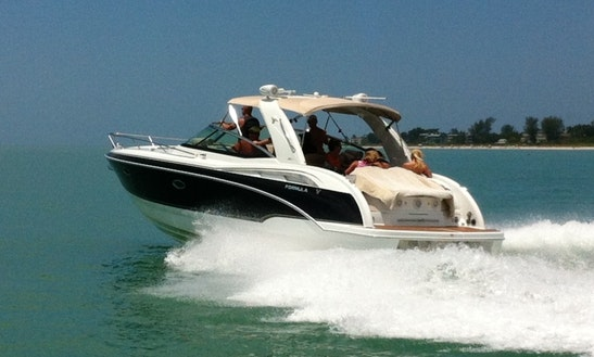 Enjoy 35 Ft Formula 350ss For Hire In Cape Coral, Florida