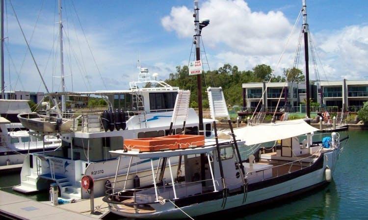 Charter Sailboat from Darwin