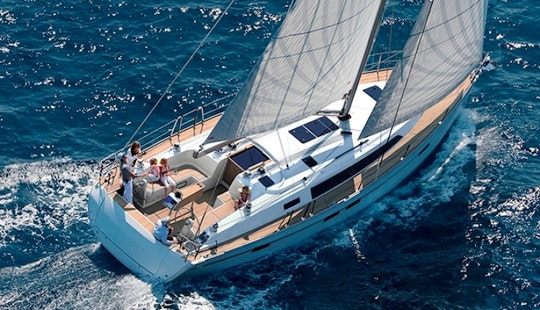 Charter Bavaria 46 Cruiser In Sardinia