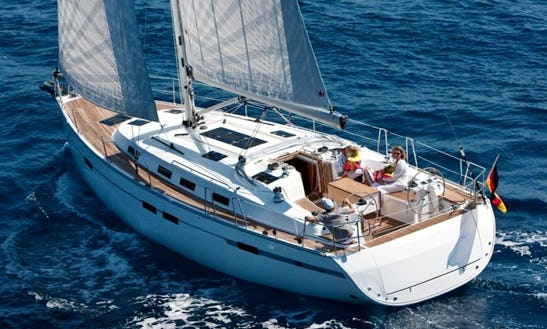Charter Bavaria 45 Cruiser Sailing Yacht In Italy
