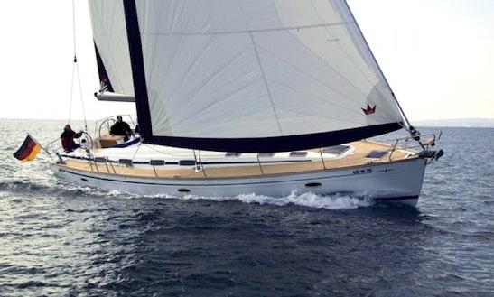Charter Bavaria 50 Cruiser Sailing Yacht In Sardinia Italy