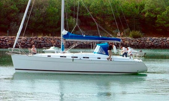 Charter Cyclades 43.3 Sailing Yacht In Italy