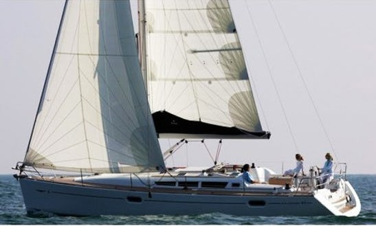 Charter A Sun Odyssey 42 Sailing Yacht For 6 Persons In Sardinia, Italy