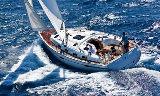 Charter Bavaria 40 Cruiser Sailing Yacht In Italy