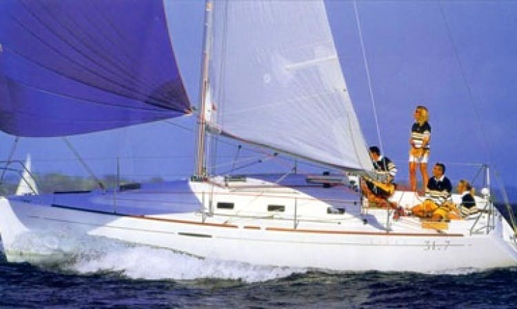 Charter Beneteau First 31.7 Sailboat in Italy