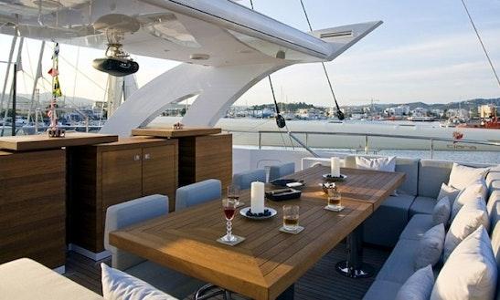 Hessen Luxury Charter Yacht In Cayman Islands