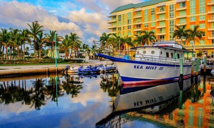 72' Head Boat Charter in Boynton Beach, Florida