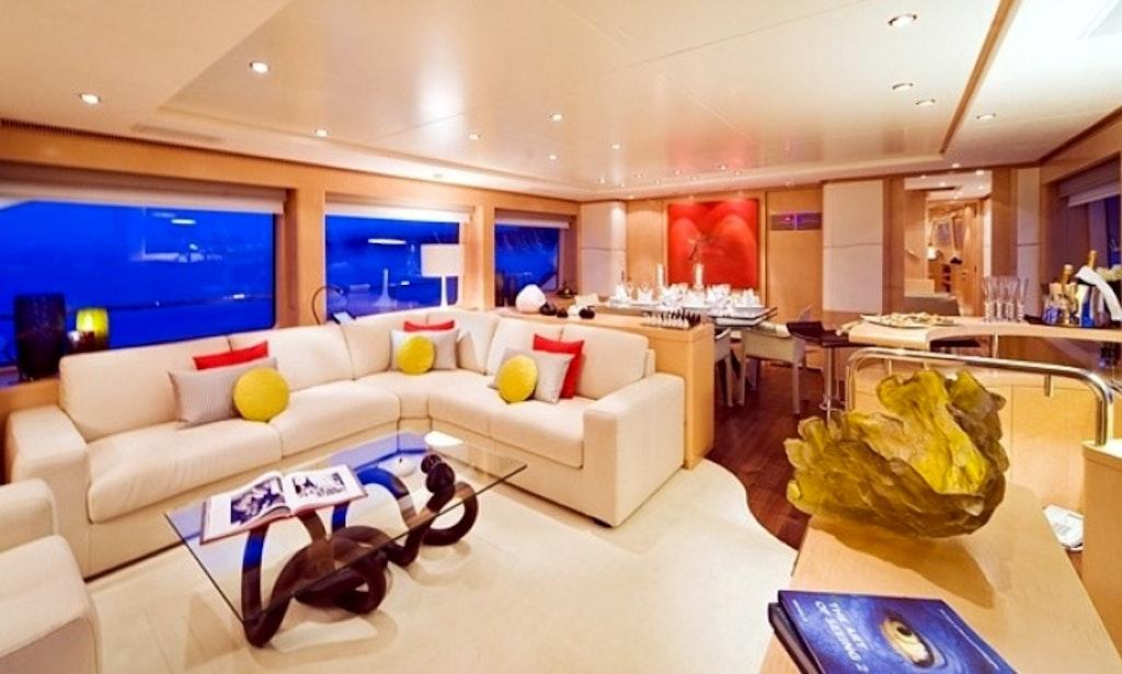Charter Salu Luxury Motor Yacht in France-2