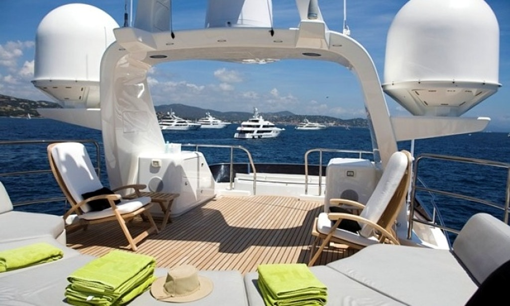 Charter Salu Luxury Motor Yacht in France-4