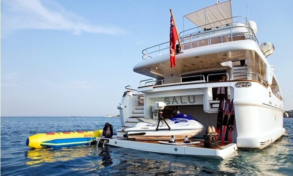 Charter Salu Luxury Motor Yacht in France-5