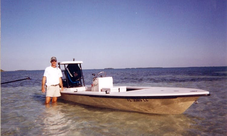 Fishing Charters Maverick Mirage Boat in Key West
