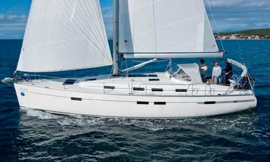 Explore Zadar, Croatia On Own! Charter This 46' Bavaria Yacht
