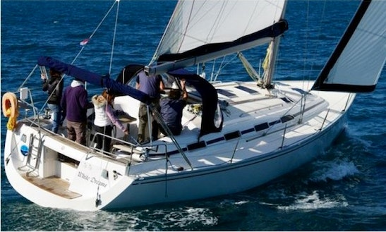 Sailboat Charter In Croatia