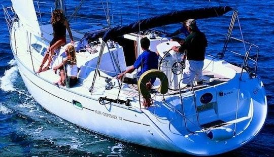 Sun Odyssey 37 Charter In Croatia