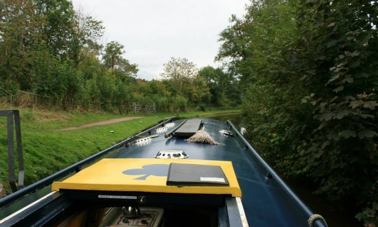 Gilwern Queen Narrowboat Hire
