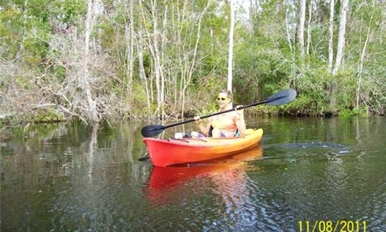 Kayak Rentals On Amelia Island & Yulee