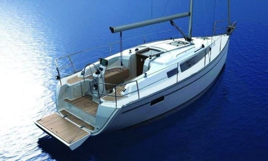 Bavaria C 33 Bareboat Charter  In Croatia