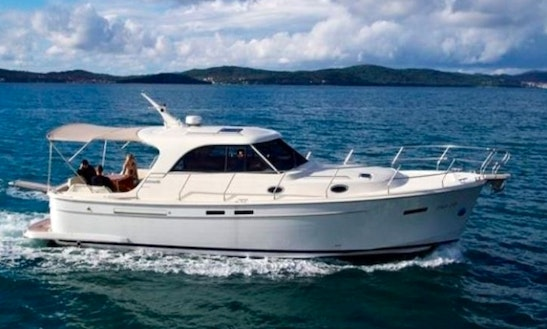 Bareboat Motorboat Charter In Croatia