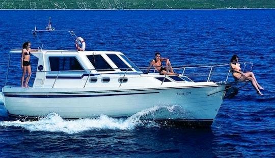 Adria 1002 Motor Yacht Charter In Croatia