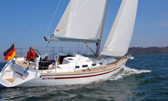 Charter The Vilm 41 Sailing Yacht In Sweden