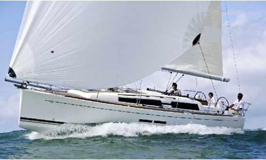 Dufour 375 Sailboat Charter In Gothenburg, Swede