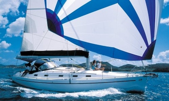 Charter Harmony Vintage 42 Sailing Yacht In Sweden