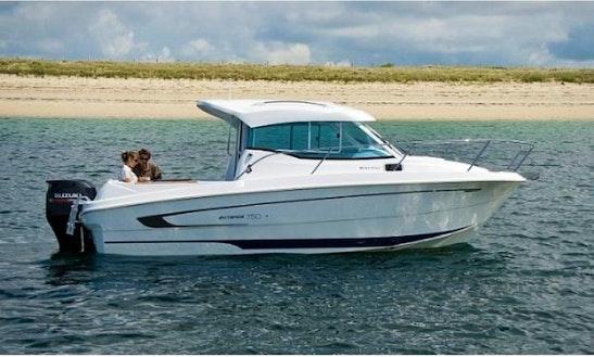 Charter Beneteau Antares 780 Motor Yacht In Sweden