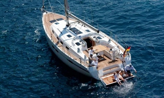 Charter Bavaria 45 Cruiser Sailing Yacht In Sweden
