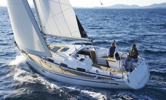 Charter The Bavaria 35 Cruiser Sailboat In Sweden