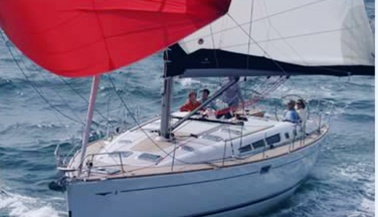 Charter Sun Odyssey 49 Luxury Sailing Yacht