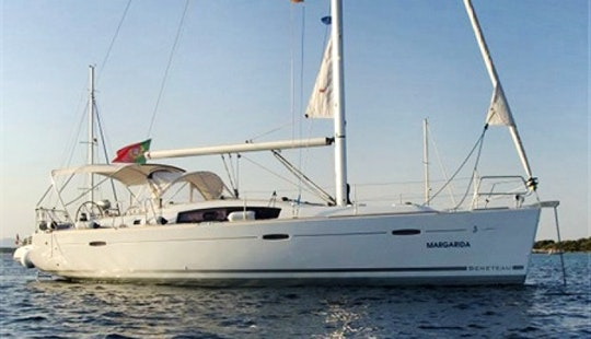 Oceanis 40 Sailing Yacht Charter