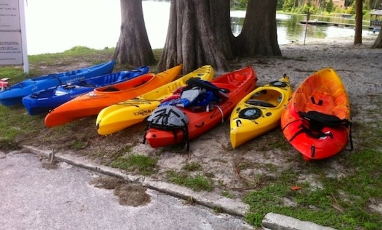 Kayak Rentals In Winter Park
