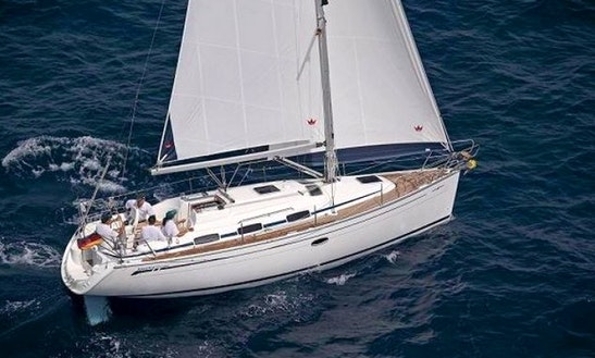 33' Bavaria Cruiser Sailing Charter In Sweden For 6 People