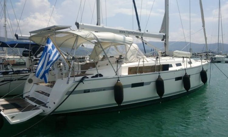 Charter Bavaria 45 cruiser Cruising Monohull in Corfu, Greece