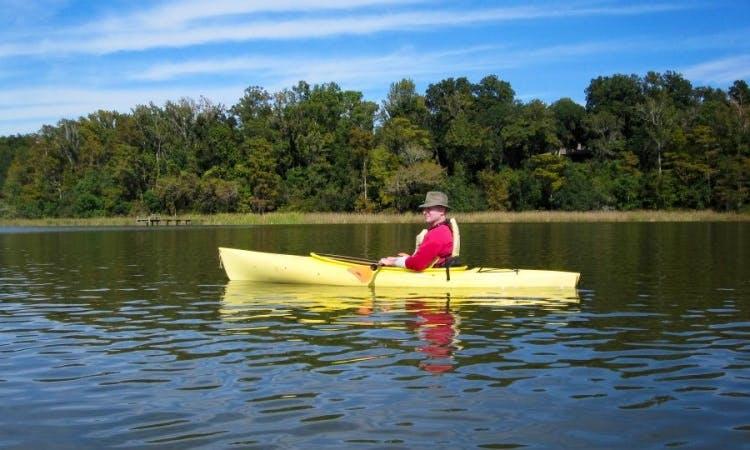Rent Sit-In Top Kayak in Shepherdstown West Virginia