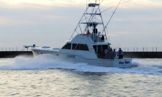 Enjoy 45 Ft Hatteras Sportfish Fishing Charters In Fort Lauderdale