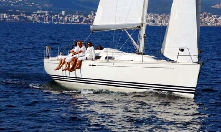 X-40 Sailing Yacht Charter in Norway