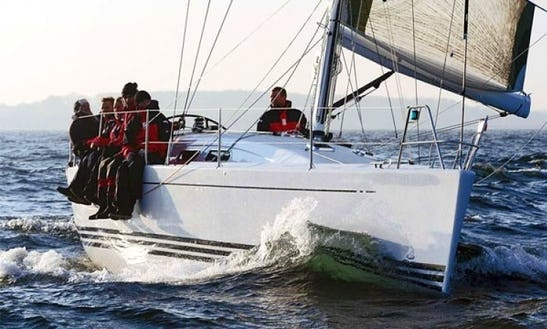 Charter A 2010 X-41 Sailing Yacht In Akershus, Norway