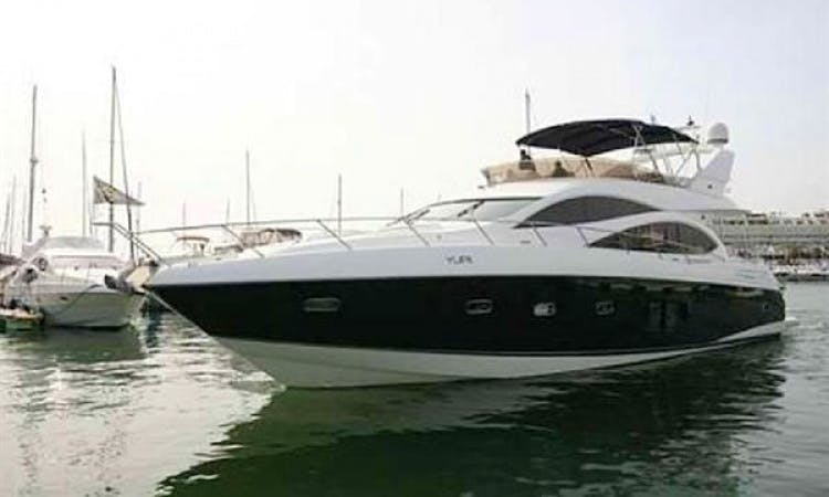 74' Sunseeker Yacht Charter in Norway