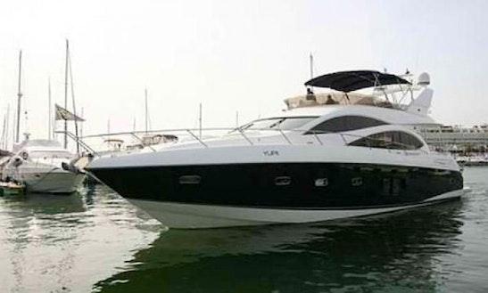 74' Sunseeker Yacht Charter In Norway