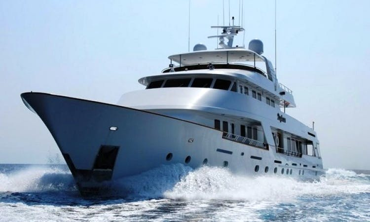 "Charter Luxury Yacht ""Daydream"" in Norway"